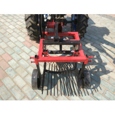 Картофелекопалка вибрационная КТ-3 для ременных тракторов