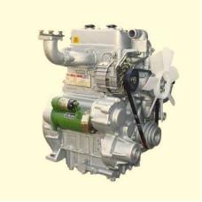 Двигатель дизельный TY295IT (JD295/JD295B)