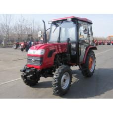 Трактор Shifeng SF-354C, ГУ, доп. гидровыходы