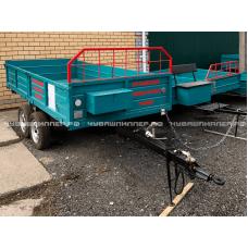 Прицеп тракторный самосвальный Т-4