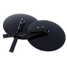 Окучник дисковый регулируемый, 390 мм для мотоблока
