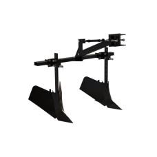 Двойной окучник для мотоблока и минитрактора